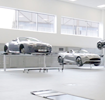 First Aston Martin installation for Sytner Group