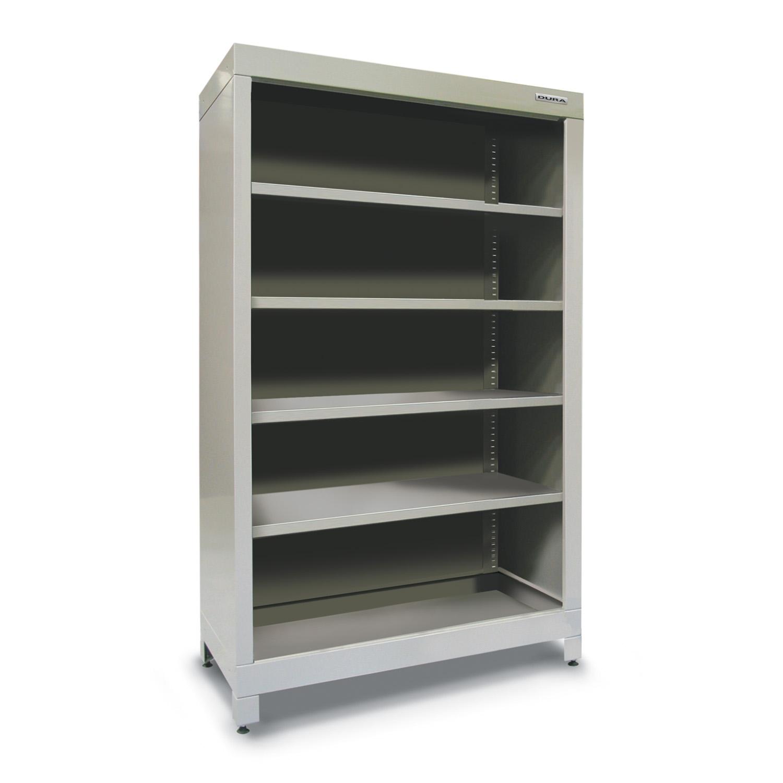heavy duty shelving unit 600mm open. Black Bedroom Furniture Sets. Home Design Ideas