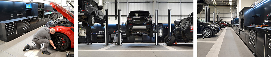 Lookers expand Arch Concept workshops at Bishop Stortford dealership