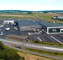Continova and Dura partnership deliver outstanding workshop for Motor AB Halland in Sweden