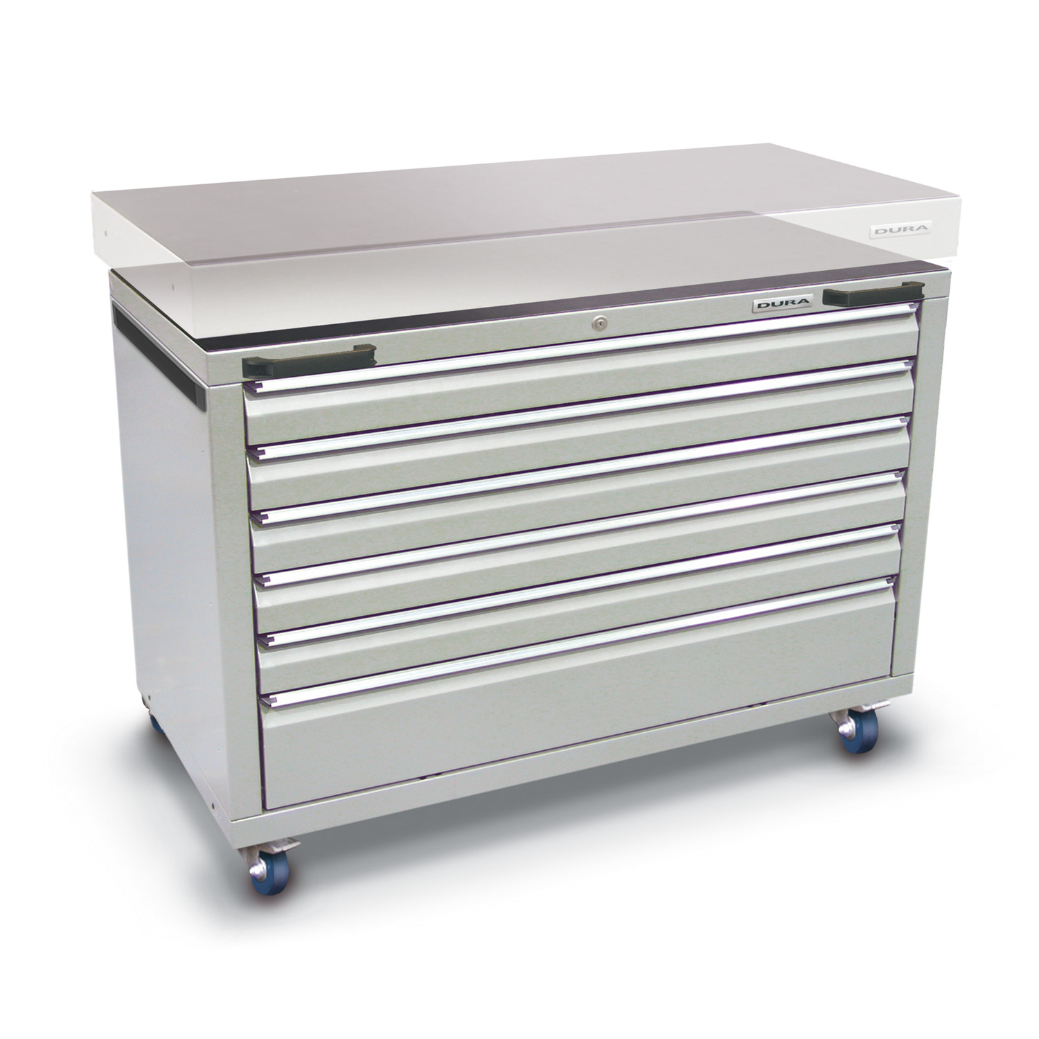 1160mm Under-bench cabinet (6 drawers)