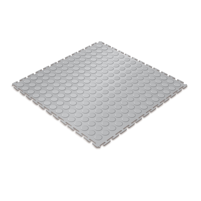 Standard Floor Tile Light Greystudded