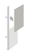 Upper Partition Walling Panel (600mm)