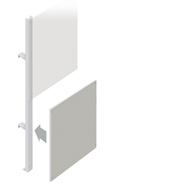 Lower Partition Walling Panel (900mm)