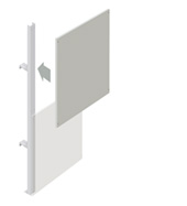 Upper Partition Walling Panel (900mm)