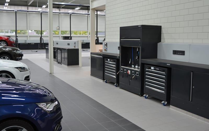 Volkswagen Workshops  U0026 Workshop Cabinets By Dura Ltd